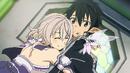 LS Strea and Yui hugging Kirito.png