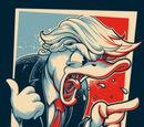 Vlad Nosfer/Docteur Donald et Mister Trump