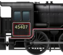 10 Power Steam Locomotives