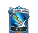 Fishbone Cutlass