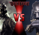 The Creeper vs. The Predator