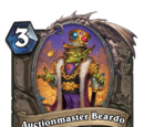 Auctionmaster Beardo