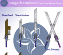 Indigo StormCrest