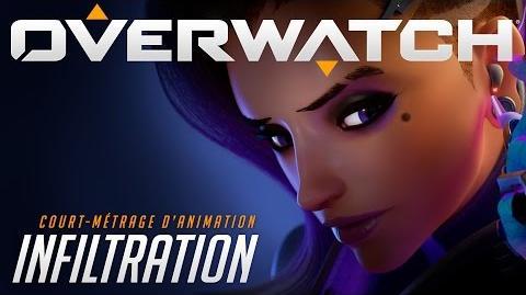 Court-métrage d'animation Infiltration (FR)