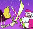 Halloween vs Navidad