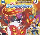 DC Super Hero Girls Halloween Fest Special Edition Vol 1 1