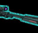 Лазерная снайперская винтовка
