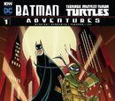 Batman/TMNT Adventures 01