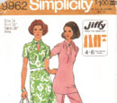 Simplicity 9962 B