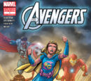Avengers Featuring Ready Girl Vol 1 1