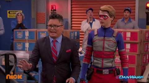 """Dan Schneider """"Henry Danger"""" The Trouble with Frittles The Frittle Factory Face-Off"""