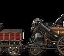 Tax-free Locomotives