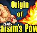 The Origin of Dhalsim's POWER!