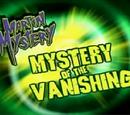 Mystery of the Vanishing