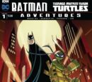 Batman/Teenage Mutant Ninja Turtles Adventures Vol 1