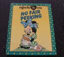 No Fair Peeking