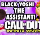 Black Yoshi The Assistant!