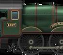 GWR Class King