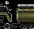 15 Power Steam Locomotives