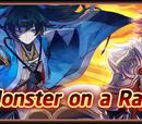 """""""Meiji Monster on a Rampage"""""""