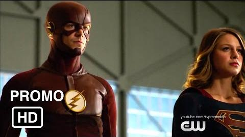 4 Nights Crossover Heroes Vs Aliens Promo HD The Flash Arrow Supergirl Legends of Tomorrow