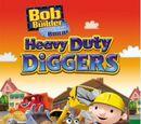 Heavy Duty Diggers