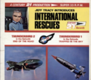 Jeff Tracy Introduces International Rescues
