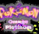Pokemon Omega Platinum Version