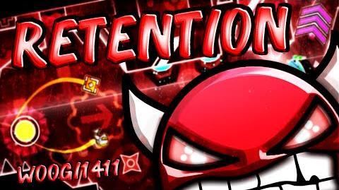 Retention 100% by Woogi1411 Geometry Dash 2.0