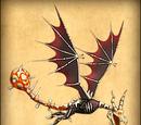 Dragones brutos