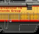 22 Power Diesel Locomotives