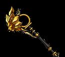 Golden Beast Staff (Gear)