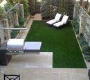 Davidson Home/Backyard