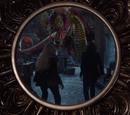 Hinter den Spiegeln