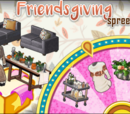 Friendsgiving Spree Spinner