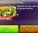 Veteran Soldier Pack