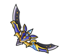 Azure Knight's Bow (Gear)