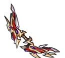 Dragon Knight Bow (Gear)
