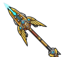 Retro-Futuristic Lance (Gear)