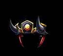 Black Lacquer Kabuto (Gear)