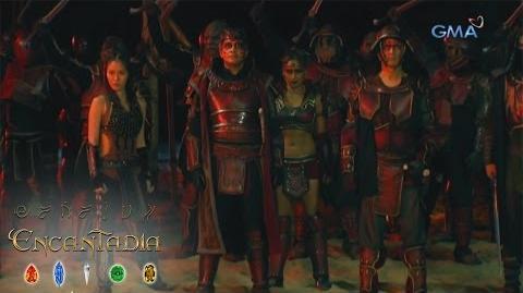 Encantadia- Pagtutuos ng mga Hathor at Sapiryan