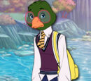 Gerald Ugly Duckling