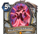 Raza the Chained
