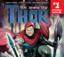 Revisão: The Unworthy Thor 1 - The Hammer From Heaven (2016)