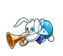 Loyal Rabbit's Horn (Gear)