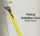 Pedang Solar