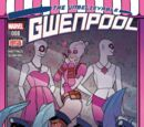 Victor damiãoRS/Visualização Exclusiva: THE UNBELIEVABLE GWENPOOL 8