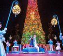 Tree Lighting Ceremony (Hong Kong Disneyland)
