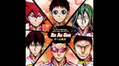 Yowamushi Pedal 3rd Opening Theme - Be As One -FULL-