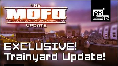 DirtyBomb *EXCLUSIVE* - Trainyard PTR Update Changes!! (MOFO Update)